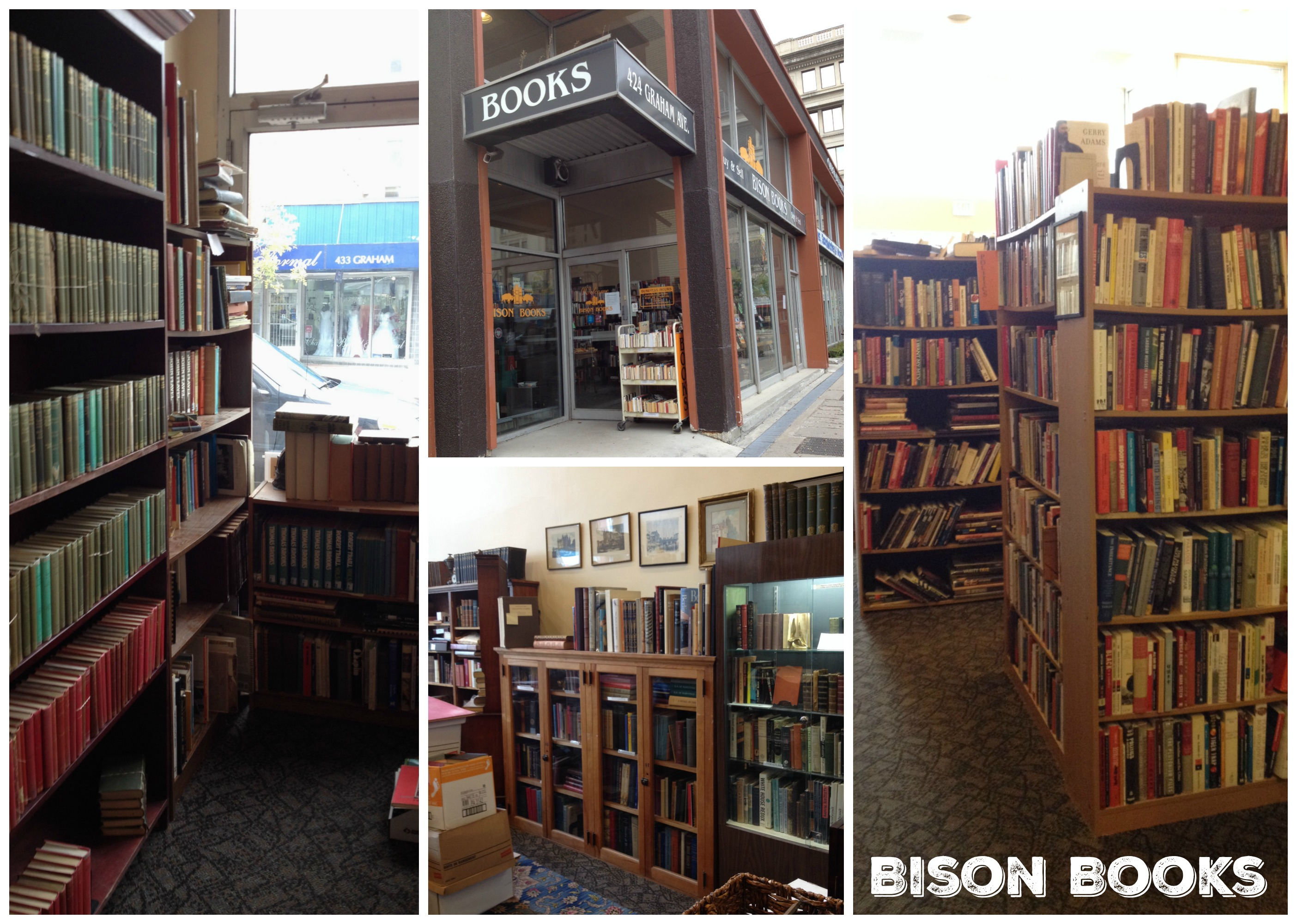 Winnipeg-Bison-Books
