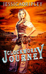 Book Cover: Clockwork Journey